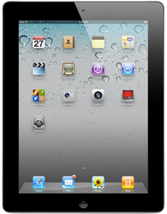 iPad 2 A1395 reparatie
