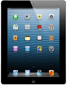 iPad 4 A1458 reparatie