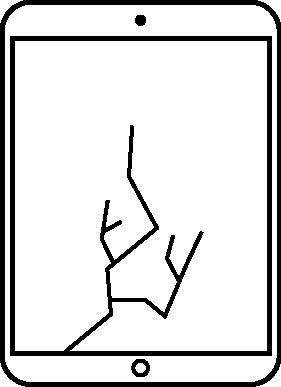 beeldscherm-ipad